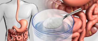 Сульфат магния для очищения кишечника