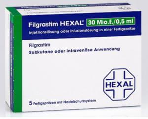 Филграстим после химиотерапии
