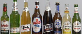 Особенности безалкогольного пива