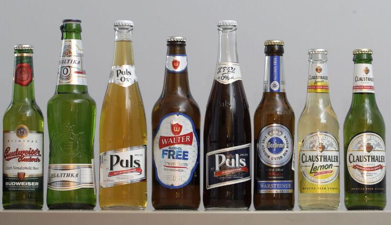 Безалкогольное пиво: вред и польза