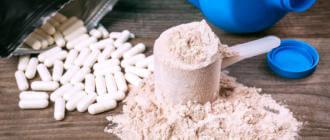Вред и польза протеиновых добавок