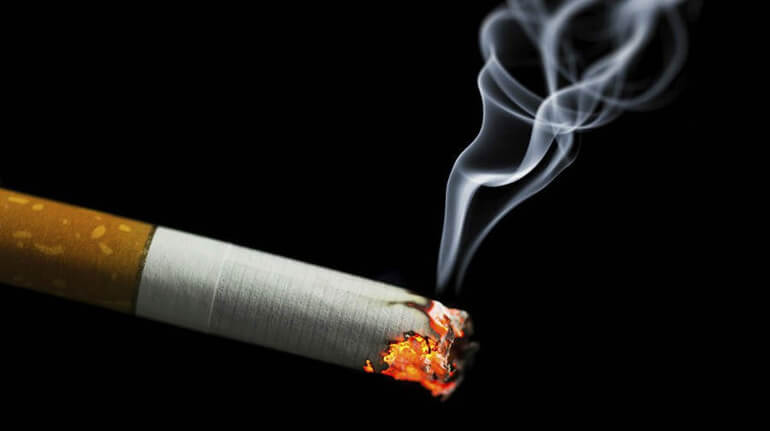 Вред табакокурения для человека