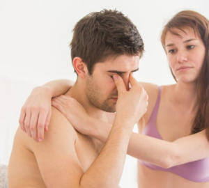 Развитие полового бессилия у курящих мужчин