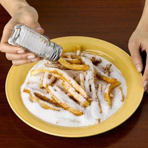 Симптомы избытка солей в организме
