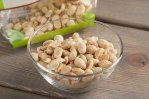 Соленый арахис - польза и вред